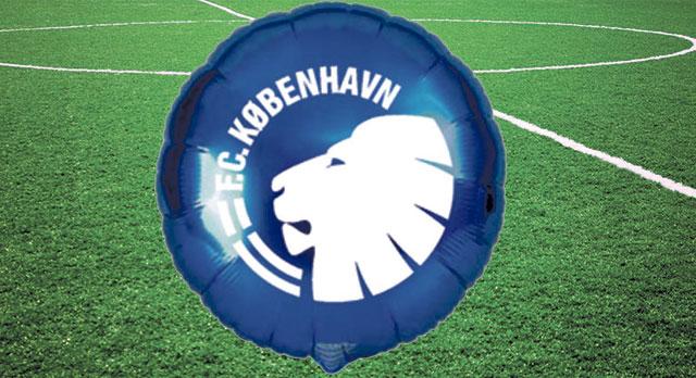Balloner i mange udgaver med reklametryk