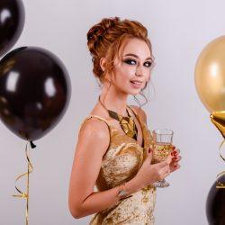 Festballoner, Folieballoner, Gummiballoner