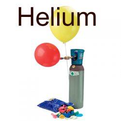Helium/Ballongas til balloner