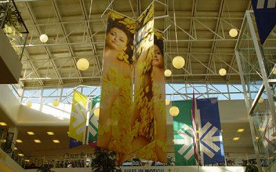 Inde og udendørs Banner