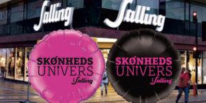 Folieballoner til Salling Varehus med reklametryk til deres tema uge