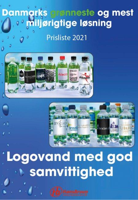 Prisliste LOGOVAND 2021